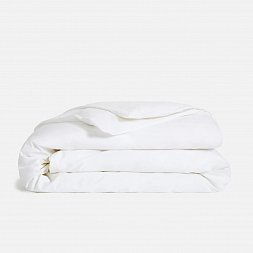 Пододеяльник Premium Cotton Sateen White